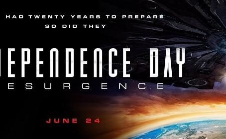 Independence Day 2 : L'humanité doit faire front commun