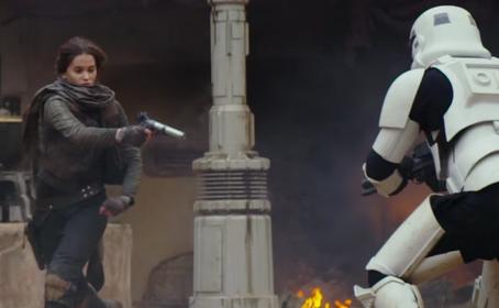 Dans les coulisses de Rogue One: A Star Wars Story
