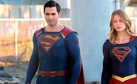 Tyler Hoechlin décrit son audition pour Supergirl