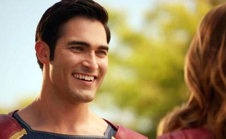 Tyler 'Superman' Hoechlin de retour dans la saison 2 de Supergirl