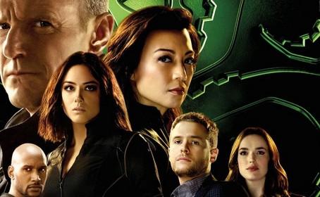 Un nouvel ordre sur l'affiche de la saison 4B d'Agents of SHIELD