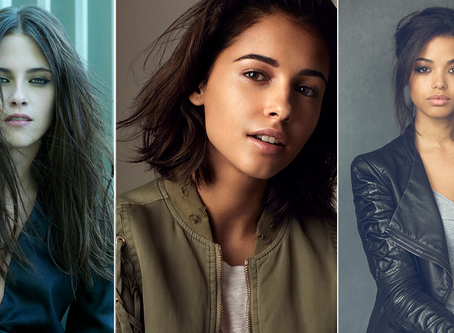 Kristen Stewart, Naomi Scott et Ella Balinska stars du reboot de Charlie's Angels