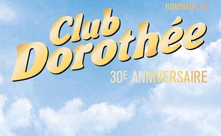 Hommage au Club Dorothée - 30ème anniversaire, en librairies le 13 décembre 2017