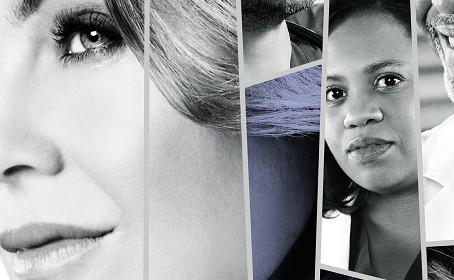 Des sourires sur l'affiche de la saison 14 de Grey's Anatomy