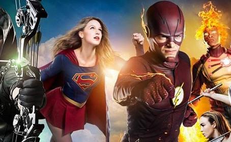 The CW dévoile les dates de diffusion de son crossover super héroïque 2017