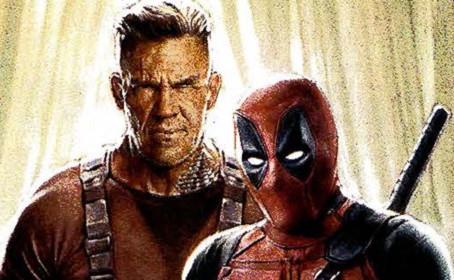 Thanksgiving en famille sur la première affiche officielle de Deadpool 2