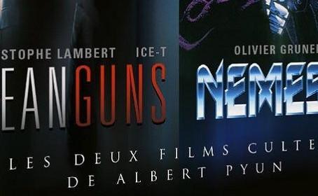Mean Guns + Nemesis en DVD/Blu-Ray le 21 avril 2017