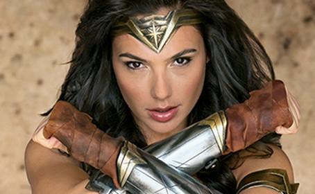 Première BA de 3 minutes pour Wonder Woman (SDCC 2016)