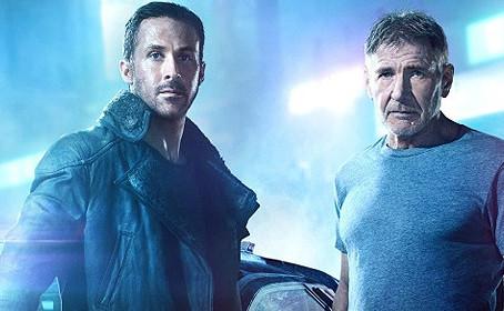 Ryan Gosling et Harrison Ford s'affichent pour Blade Runner 2049