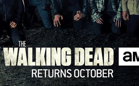 The Walking Dead dévoile une affiche SDCC 2016