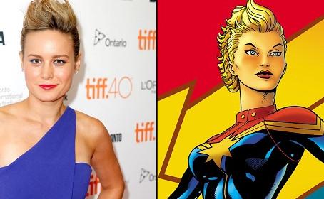 Captain Marvel a déjà laissé son empreinte sur Brie Larson