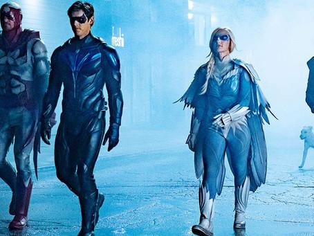 Direction Gotham pour la saison 3 de Titans