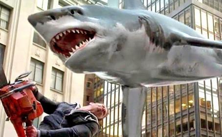 Sharknado #4 : SyFy dévoile titre et date de diffusion