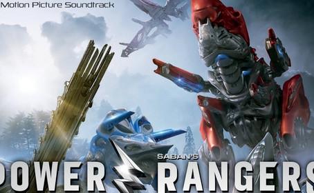 Les titres de la bande originale du film Power Rangers dévoilés