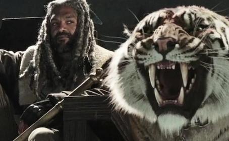 La BA de la saison 7 de The Walking Dead (SDCC 2016)
