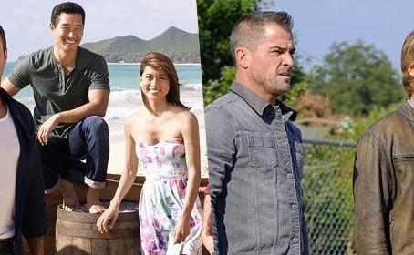 Un crossover Hawaii 5-0/MacGyver en mars sur CBS