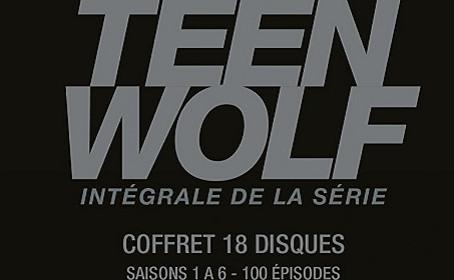 Teen Wolf - L'intégrale de la série en DVD et Blu-Ray le 13 décembre 2017