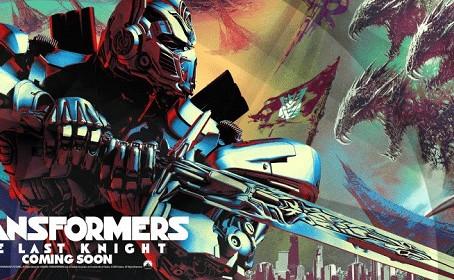 La Paramount dévoile la première affiche de Transformers 5