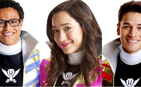 Trois Power Rangers invités de la Paris Manga & Sci-Fi Show #24 !