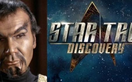 Star Trek Discovery dévoile le look de ses nouveaux Klingons