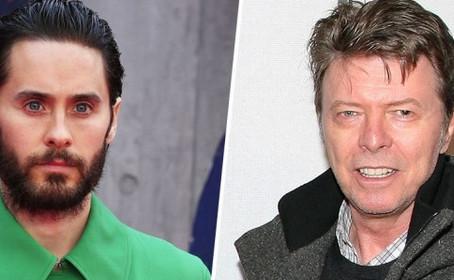 Comment la légende David Bowie a inspiré le Joker de Jared Leto