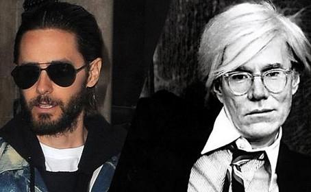 Jared Leto va incarner Andy Warhol sur grand écran