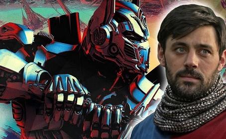 Liam Garrigan, Roi Arthur dans OUAT et Transformers 5
