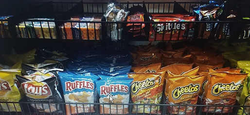 lays chips, lance crackers, cheetos, micro-market