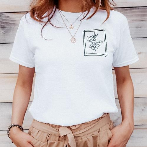 National Flower T Shirt