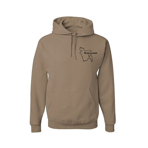 Country Outline Hoodie