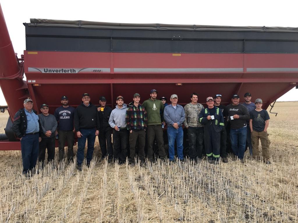 Harvest 2017 Crew
