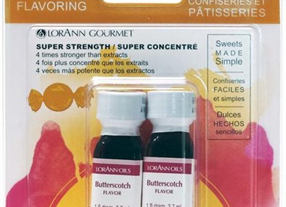 LorAnn Butterscotch Flavor Super Strength Flavors