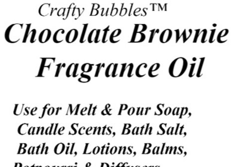 Chocolate Brownie Fragrance Oil