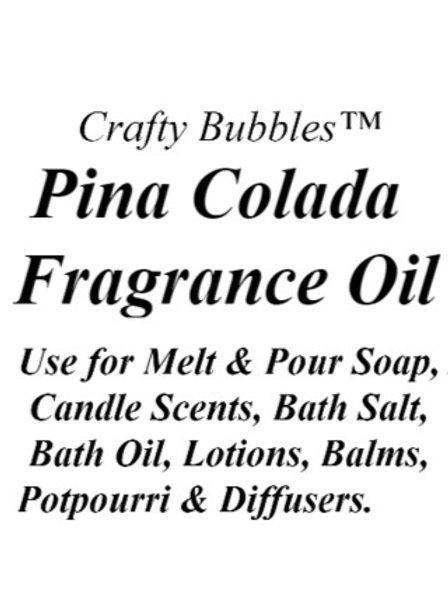 Pina Colada Fragrance Oil