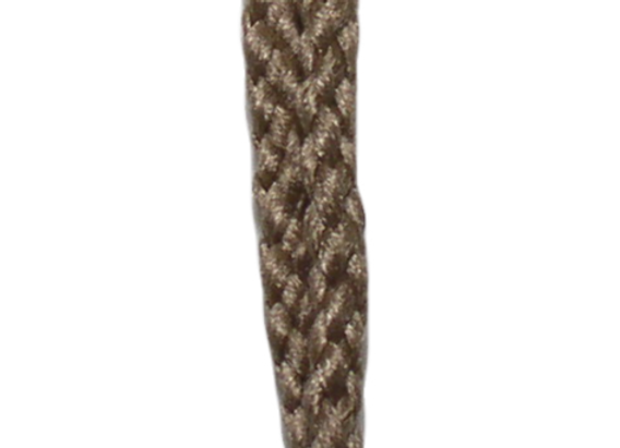 4mm Braided Macramé Cord - Sand