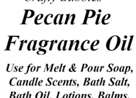 Pecan Pie Fragrance Oil