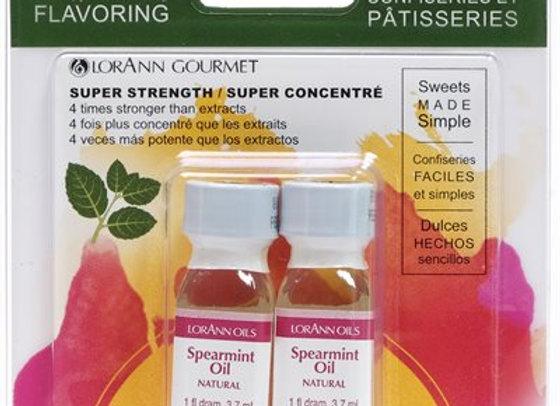LorAnn Spearmint Oil, Natural Super Strength Flavors