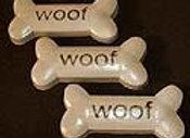 Woof Dog Bone Soap Mold