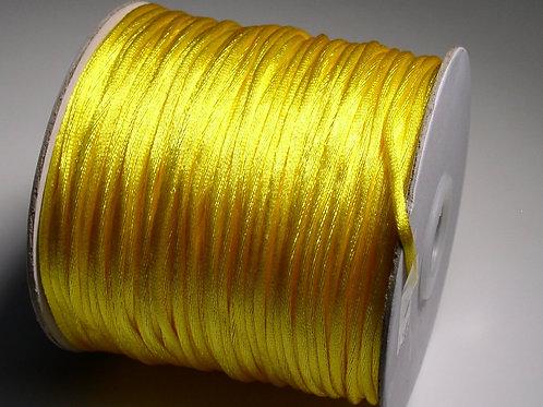 Yellow Rattail 2mm