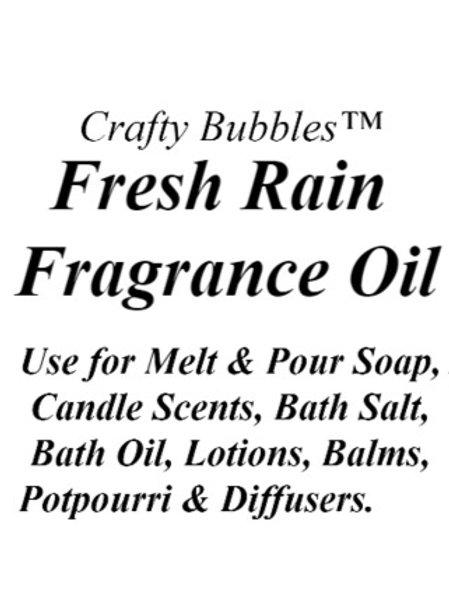 Fresh Rain Fragrance Oil