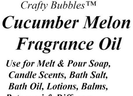 Cucumber Melon Fragrance Oil