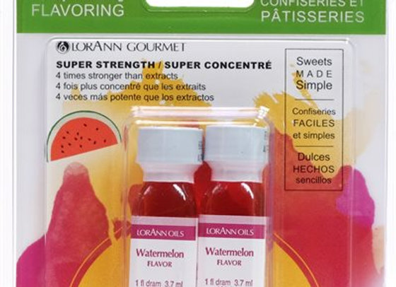 LorAnn Watermelon Flavor Super Strength Flavors