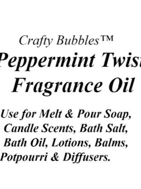 Peppermint Twist Fragrance Oil