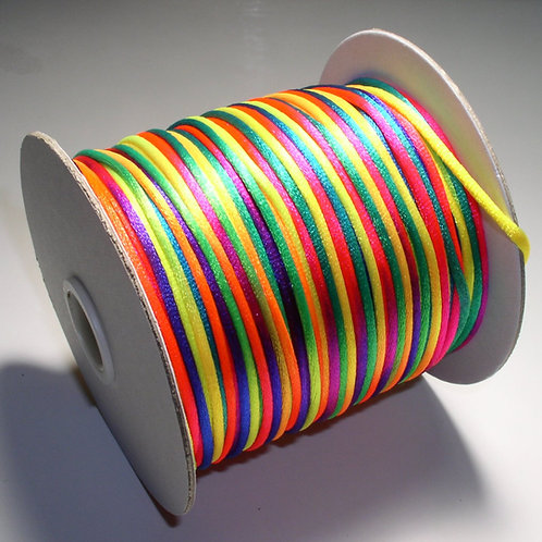 Rainbow Rattail 2mm