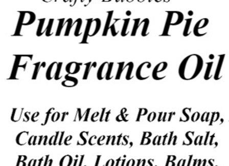 Pumpkin Pie Fragrance Oil