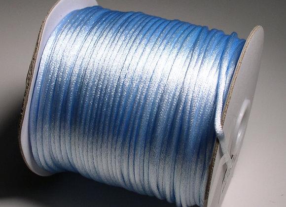 Light Blue Rattail 2mm