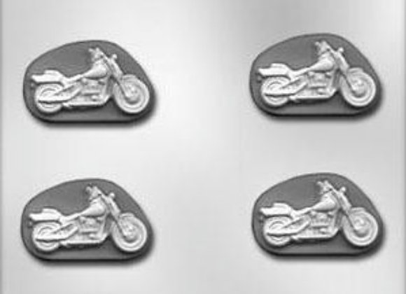 """2"""" Motorcycle Mint Chocolate Mold"""