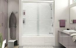 bathtub remodel modern style