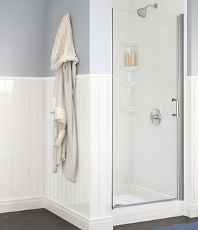 Shower remodel - stall