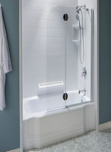 Bath Fitter remodel